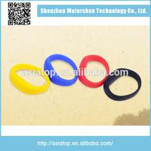 Latest Design USB 2.0 leather bracelet usb flash memory