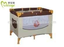 Baby Playpen Crib Cot Bed