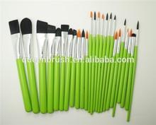 Beauty Products Facial Mask Brush Nylon Hair Nails Brush for Make-Up Cosmetics