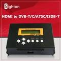 Hdmi 1080p modulador de modulador de dvb-t