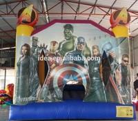 Hot sale Avenger bouncy castle for sale NB037