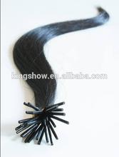 good looking multi-colored braiding hair