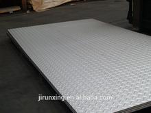 high quality 5052 alloy Aluminum checker plate