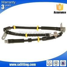 "Dot SAE J1401 Hydraulic Brake Hose 1/8"" HL Assembly"