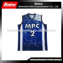 dry fit camo basketball uniform design for men's