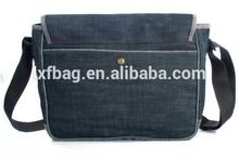Selling jeans single strap shoulder bag men