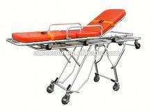 ambulance car stretcher
