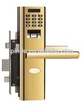 electric fingerprint digital door lock