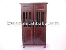 Living Room Furniture Wood Cabinet Corner