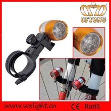 Aluminum 6 led power bike light with Good Price