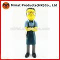 plastik insan Simpsons 3 tek parça aksiyon figürü