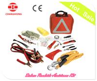 Automotive Covered Emergency Road Kit