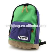 600D polyester Backpack For Kids