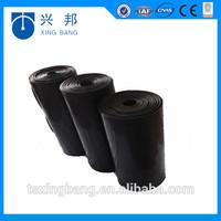 high quality anti-corrosive underground black plastic pipe wrap heat shrinkable tape