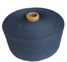 Ne 20s recycled cotton yarn for knitting jean