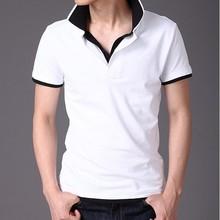 Mens Polo Shirt Design Short Sleeve Custom Polo Shirt Men Polo T-Shirt Wholesale Men Clothing WS269