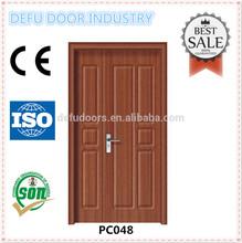 Hot sale Main entrance modern home kitchen cabinet wooden door design