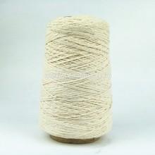 Ne 6s open end cotton blended yarn for gloves