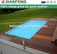 Wood Plastic Composite Decking floor,outdoor wpc decking floor,outdoor WPC wood flooring easy installed wpc composite decking