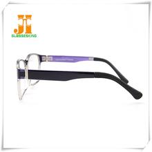 Tungsten titanium imitation model steel frames Flat light eyeglass frame
