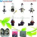 Alta qualidade do carro lâmpada halógena h 1, h 3, h 4, h7