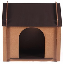 Rural style Wooden dog House