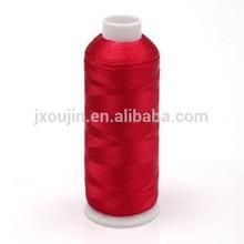 polyester embroidery thread, 150 denier polyester filament yarn