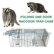 Home Guard Raccoon Control Raccoon Trap Cage---TLD2015