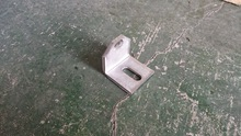 201 304 304L 316L 430 cold roled stainless steel 90 degree wall angle bracket