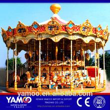 Yamoo Hot &popular! fun fair, amusement rides carousel for sale