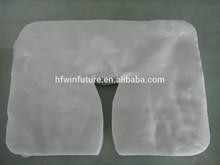 spunlace nonwoven face rest cover for massage SPA