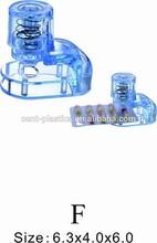 Plastic pill/ capsule popper