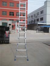 Aluminum Multi-purpose Foldable ladder 4*6