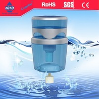 Factory price best selling mineral pot water purifier