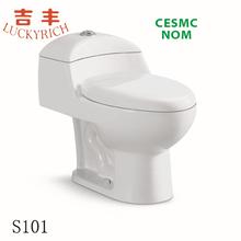 S101 Sanitaryware -toilet bowl prices (117rd Canton Fair Booth No.:10.1L08)