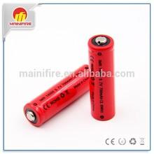 14500 battery Mainifire 14500 battery 3.6V AA Lithium battery
