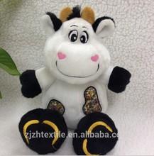 sweety stuffed animal plush cow toys