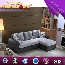 OEM/ODM Latest Fashion Design Luxury fabric sofas best prices in china