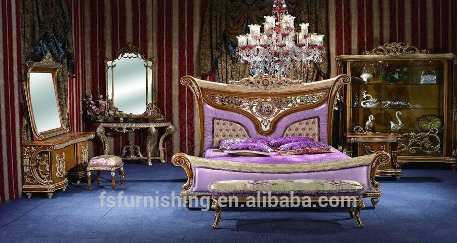 WG03 Luxury Louis XV retro antique solid wood mahogany vintage Italy ...