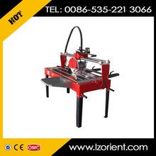 Piedra mesa de corte de sierra de la máquina / portable cortador de piedra / manual de la piedra cortador