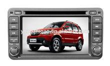 hot selling windows ce car gps navigation system for Zotye 5008