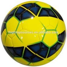2015 Newest design Professional Match training TPU soccer ball football
