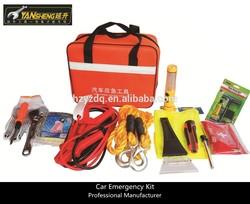 55 Piece Roadside Emergency Auto Safety Tools Kit