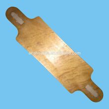 Bamboo, Fiberglass, Canadian Maple Composite DropThru Longboard