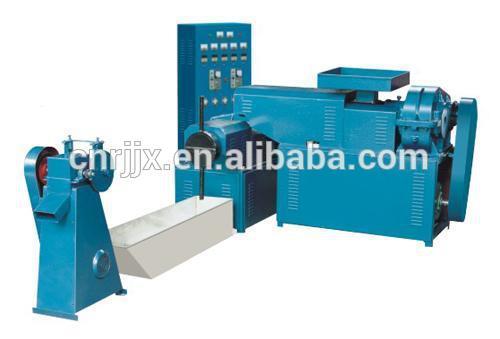 Sj-110a de único parafuso de pelotização reciclar filme granulado máquina( comum de configuração)
