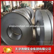 Z100 galvanizado tira de aço laminado a frio