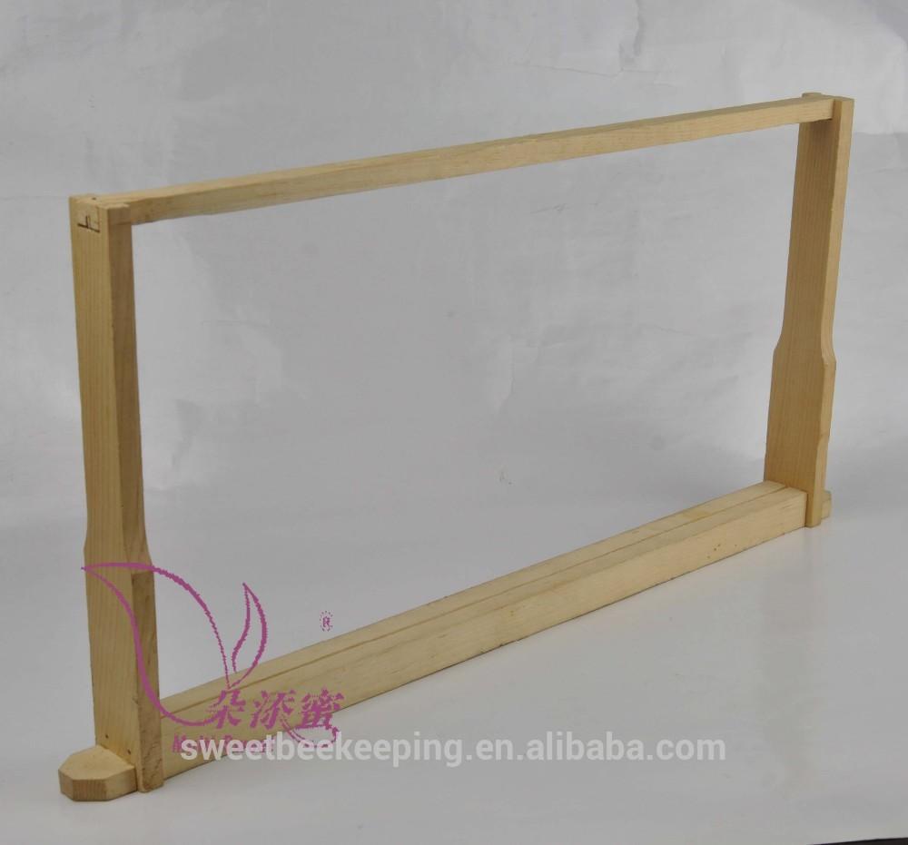الخشب الإطار خلية نحل 10 langstroth الإطارات تستخدم في استراليا
