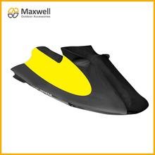 Custom Fit Sea Doo Jet Ski Cover Black/Yellow
