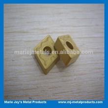 High precision Carbide turning inserts CNMG120412-DM