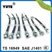 used car and light duty trucks brake systems parts fmvss 106 auto hydraulic brake hose